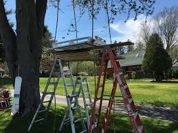 made a pallet lounge tree swing u2026and it u0027s awesome u2013 diy already