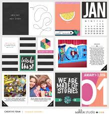 2017 calendar cards sts sahlin studio digital