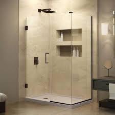 corner shower doors shower doors the home depot