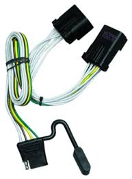 plug in 4 flat wiring harness to factory wiring for freightliner