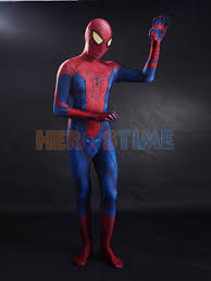 halloween costume spiderman the amazing spider man 3d original movie spider man costume