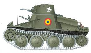 ww2 military vehicles for the record romanian armor part i pre ww2