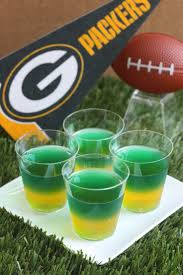 131 best green bay packers images on pinterest greenbay packers greenbay packers jell o shots