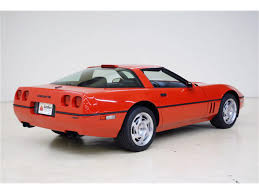 1990 c4 corvette ultimate guide overview specs vin info