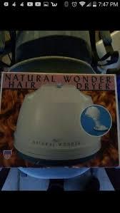 dazey hair dryer natural wonder vintage dazey natural wonder 1400 portable salon hood tabletop