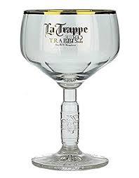 bicchieri birra belga la trappe bicchiere da birra 25cl birra belga forma perfetta per