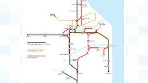 Chennai Metro Map by Metro Expansion How New Metro Map Could Look Tyne Tees Itv News