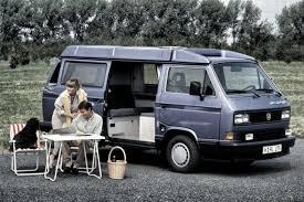 volkswagen celebrates 60 years of the transporter van in the uk