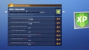 Challenge Kills Someone Week 3 Challenges Fortnitebr