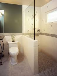bathroom shower design ideas pros and cons of a walk in shower
