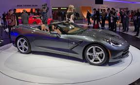 2014 corvette stingray convertible 2014 chevrolet corvette c7 stingray convertible photos and info