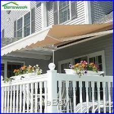 Outdoor Patio Awnings Patio Awnings Canopies And Tents Manual