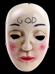 creepy mask creepy mask the purge mask decoration