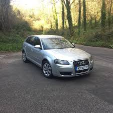 56 plate audi a3 2006 56 plate audi a3 1 9 tdi special edition 5 door manual