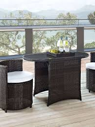 shopping guide 10 space saving outdoor dining tables curbly