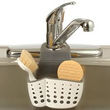 Sponge Holder For Kitchen Sink Kitchen Remodel Cabinet Sink - Kitchen sink sponge holder
