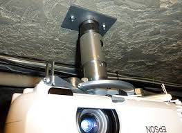 How To Hang Projector From Ceiling by Epson Universal Projector Ceiling Mount Review Get Up Get On Up