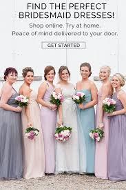 bridesmaid dress shops 151 best mix match bridesmaid dresses brideside images on
