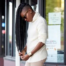braids with bald hair at the bavk the 25 best braids with shaved sides ideas on pinterest braids