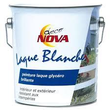 peinture laque pour cuisine peinture glycéro laque blanche brillante achat vente