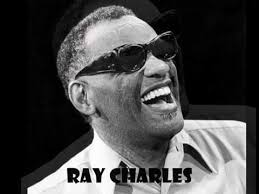 Black Blind Musician Ray Charles Georgia On My Mind The Orginal Song From The Albom