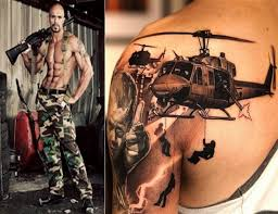 military tattoos and designs page 36