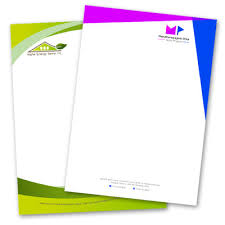printing letterheads great tips for printing your custom business