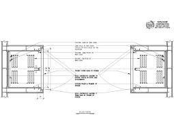 Cobo Hall Floor Plan Plan View Drawings Archives Won Door