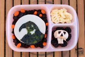 lunchbox dad the nightmare before christmas oogie boogie lunch