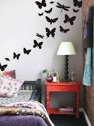 coola and creative room wallpaper for bedroom design