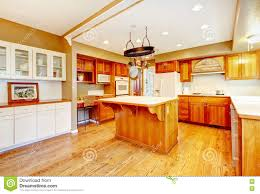 country american farm house kitchen interior stock photo image
