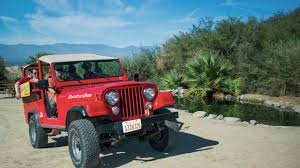 red jeeps palm springs tours desert adventures san andreas fault jeep tour