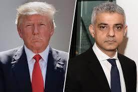 Queen Elizabeth Donald Trump London Mayor Sadiq Khan On Trump U0027s U K State Visit