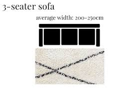 Standard Sizes Of Area Rugs by Area Rug Size Guide The People Of Sand