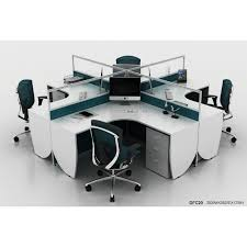 Office Table With Partition Design Office Cubicle Office Workstation Office Partition