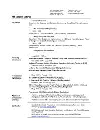 Bds Fresher Resume Sample by The 25 Best Resume Format For Freshers Ideas On Pinterest