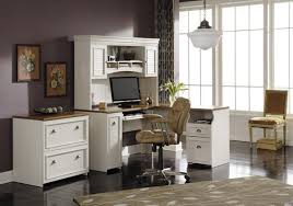 White Office Cabinet Cool Inspiration White Office Furniture Modest Ideas White Home
