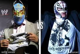 sin cara vs rey mysterio battles comic vine