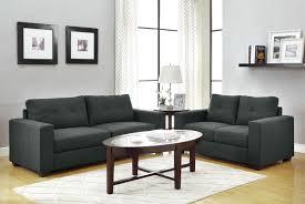 Modern Gray Sofa by Homelegance Ashmont Sofa Set Dark Grey Linen U9639 3