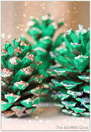 images of pinecone christmas tree craft sc