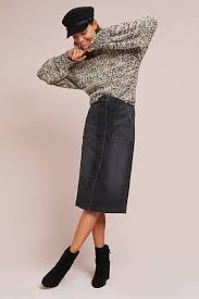 black maxi skirts u0026 midi skirts anthropologie