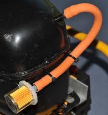 building a fridge compressor air compressor matt u0027s tech pages