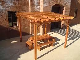 pergola design marvelous attached to house pergola plans pergola