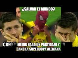 Lewandowski Memes - los mejores memes 2014 lewandowski supercopa alemana youtube