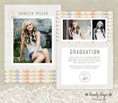 high school graduation announcement high school graduation announcements templates cloveranddot