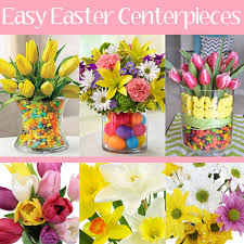 easy centerpieces easy easter centerpieces you can diy in minutes fiftyflowers