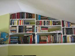 built in bookshelves 7 steps