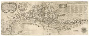 9 maps that reveal london u0027s secret history from shakespeare till