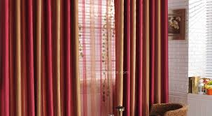 Blue And White Striped Shower Curtain Curtains Red White Striped Curtains Enchanting Red And White