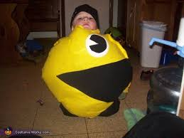 Pacman Halloween Costume Pac Man Ghosts Costume Photo 3 3